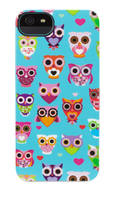 Griffin Wise Eyes Cover Multicolor