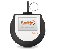 Ambir Technology ImageSign Pro 200 USB Black