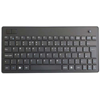 Fujitsu FPCKD38A2P Bluetooth Black mobile device keyboard