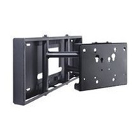 "Peerless SP850-UNL 65"" Black flat panel wall mount"