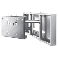 "Peerless SP850P-S 58"" Silver flat panel wall mount"