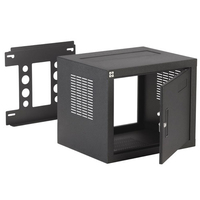 Chief NW2F818 Wall mounted rack 68kg Black rack