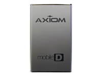 Axiom USB3HD255500-AX 500GB Silver external hard drive