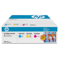 HP CF340A Laser cartridge 2800pages Cyan,Magenta,Yellow laser toner & cartridge