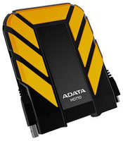 ADATA 1TB DashDrive Durable HD710 1000GB Geel externe harde schijf