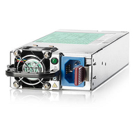 Hewlett Packard Enterprise 1200W Common Slot Platinum Plus Hot Plug Power Supply Kit 1200W Metallic power supply unit