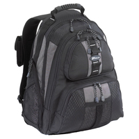 Targus TSB212 Nylon Black,Silver backpack