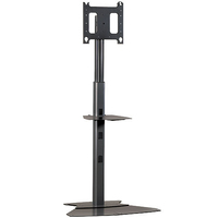 "Chief MF16000S 55"" Fixed Silver flat panel floorstand"