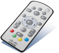 Cisco DMP-RM-K9= press buttons Grey remote control
