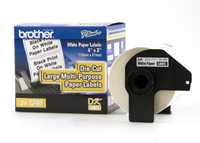 Brother DK-1240 White printer label