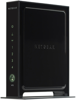 Netgear WNR3500L Gigabit Ethernet Black wireless router
