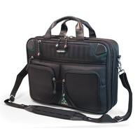 "Mobile Edge ScanFast 16"" Briefcase Black"