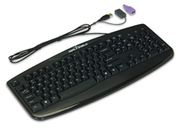 Seal Shield STK503 USB Black keyboard