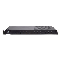 Digi Hubport/14 480Mbit/s Black interface hub