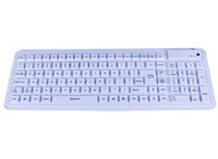 Seal Shield Glow2 USB English White keyboard