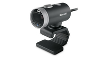 Microsoft LifeCam Cinema 1280 x 720pixels USB 2.0 Black,Silver webcam