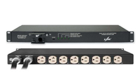 Eaton T2235-A2-CFB09S 8AC outlet(s) 1U Black power distribution unit (PDU)