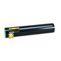 Lexmark 80C1SY0 Cartridge 2000pages Yellow laser toner & cartridge