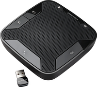 Plantronics Calisto P620 Mobile phone USB/Bluetooth Black speakerphone