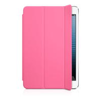 Apple iPad mini Smart Cover Hoes Roze