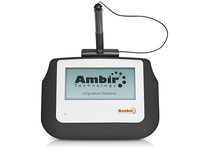 Ambir Technology ImageSign Pro 110 USB Black