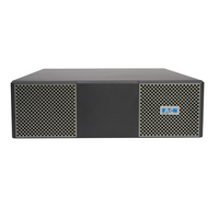 Eaton 9PXEBM240RT 3U Black, Silver power rack enclosure