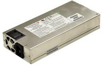 Supermicro PWS-441P-1H 480W 1U Silver power supply unit