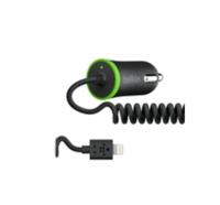 Belkin F8J074BT Auto Black mobile device charger