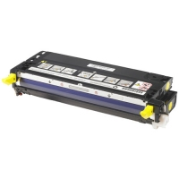 DELL NF556 8000pages yellow laser toner & cartridge