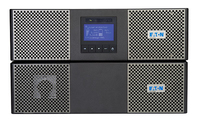 Eaton 9PX 8000VA 3AC outlet(s) Rackmount/Tower Black,Silver uninterruptible power supply (UPS)