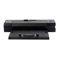 DELL 452-11510 Zwart notebook dock & poortreplicator