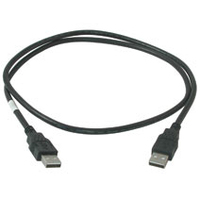 C2G USB A Male to A Male Cable, Black 2m 2m USB A USB A Black USB cable