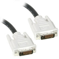 C2G 2m DVI-D M/M Dual Link Digital Video Cable 2m DVI-D DVI-D Black DVI cable