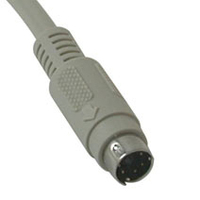 C2G PS/2 M/M Keyboard/Mouse Cable 6ft 1.83m PS/2 cable