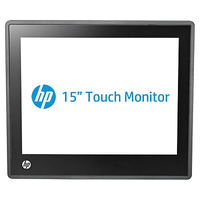 "HP L6015tm 15"" 1024 x 768Pixels Zwart touch screen-monitor"