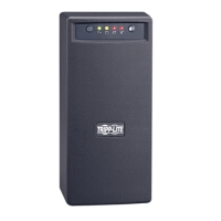 Tripp Lite SMART750USB Line-Interactive 750VA 6AC outlet(s) Tower Black uninterruptible power supply (UPS)
