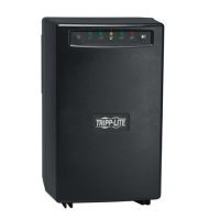 Tripp Lite SMART750 Line-Interactive 750VA 6AC outlet(s) Tower Black uninterruptible power supply (UPS)