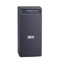Tripp Lite OMNIVS1000 Line-Interactive 1000VA 8AC outlet(s) Tower Black uninterruptible power supply (UPS)