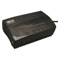 Tripp Lite AVR, 480W Line-Interactive 900VA 12AC outlet(s) Tower Black uninterruptible power supply (UPS)