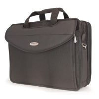 "Mobile Edge Premium V-Load Notebook Case 17"" Briefcase Black"
