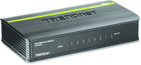 Trendnet 8-Port 10/100Mbps Switch Unmanaged network switch