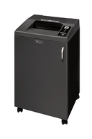 Fellowes Fortishred 4250S Strip shredding Black,Grey Paper Shredder