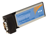 Lenovo Brainboxes VX-001-001 ExpressCard 1 Port RS232 interfacekaart/-adapter