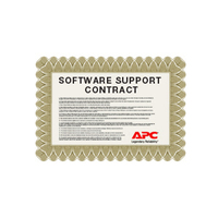 APC 1 Year InfraStruXure Central Basic Software Support Contract