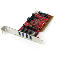 StarTech.com PCIUSB3S4 Internal USB 3.0 interface cards/adapter