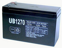 eReplacements UB1270-ER Sealed Lead Acid (VRLA) 7Ah 12V UPS battery