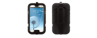 Griffin Survivor Galaxy S3 Cover Black
