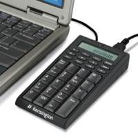 Kensington Notebook Keypad/Calculator USB Black keyboard