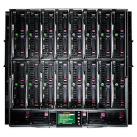 Hewlett Packard Enterprise BLc7000 Rack 2400W Black,Grey computer case