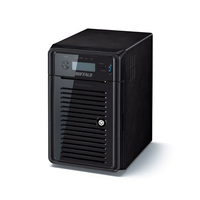 Buffalo TeraStation 5600 24TB Storage server Desktop Ethernet LAN Black